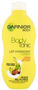 Garnier Bodytonic Lait Corps Hydratant Fermeté Peaux Relâchées