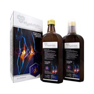 HYALUTIDIN HC Aktiv- acide hyaluronique- HCK pour 12 mois