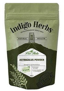 Indigo Herbs Astragale en poudre 100g