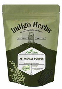 Indigo Herbs Astragale en poudre 250g