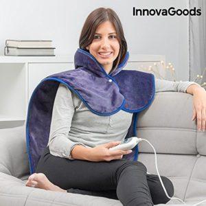 innovagoods ig115304Coussin chauffant électrique pour cou, épaules et dos