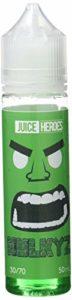 Juice Heroes Hulky'z Unité 50ml sans nicotine ni tabac