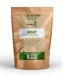 Kelp Powder 500g by Natures Root – Seaweed Supplement | Cellulite Remover | Body Wraps | Facial Mask | Scrubs | All Natural