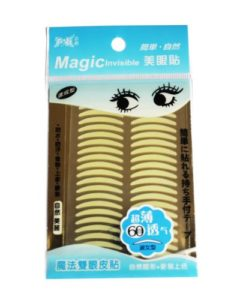 MAGIC Invisible »girl size » (S) – lifting des paupières sans chirurgie [1x60pairs]