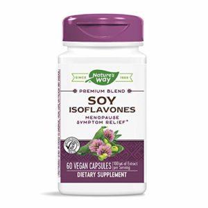 Nature's Way – Soja Isoflavones Standardized 60 Capsules