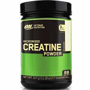 OPTIMUM NUTRITION Creatine non aromatisée 317 g