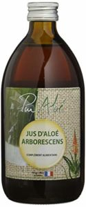 PUR'ALOE Jus d'Aloe Arborescent 500 ml