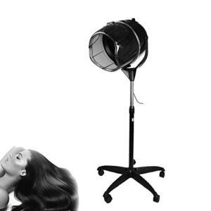 Ridgeyard casque sèche cheveux sur pied 900W professionnel casque sèche Hauteur réglable avec base laminée