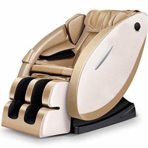RSDPJ Sofa électrique Multifonctionnel de Masseur de Capsule d'espace de Massage électrique à la Maison de Corps de Chaise de Massage