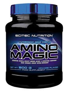 Scitec Nutrition Amino Magic Acide Aminé orange 500 gr