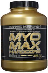 Scitec Nutrition Shakes Nutritifs Myomax Hardcore Yaou.Cookiecrémeux 3080 g
