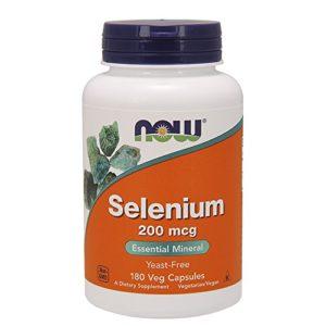 Selenium 200 mcg 180 Gélules