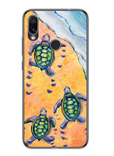 Suhctup Coque Compatible pour OnePlus 5T Transparente en Silicone,Étui en Souple TPU Motif Animale Ultra Fine Antichoc de Protection Housse Bumper Case Cover pour OnePlus 5T,A14