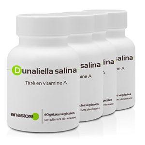 VITAMINE A (RÉTINOL) | PACK 3+1 GRATUIT | 16 mg / 240 gélules | Cheveux et ongles, Peau (anti-âge, beauté de la peau), Vision | Fabriqué en France