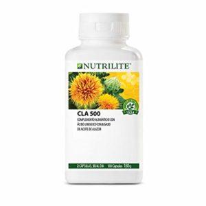 CLA 500 par NUTRILITE – 180 capsules