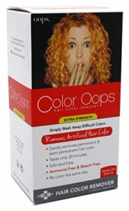 Developlus Couleur Oops Dissolvant de couleur (Plus de résistance) (lot de 2)