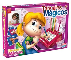 Falomir 646479–Set Tatouage magiques fille