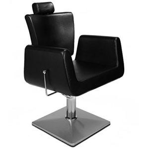 Fauteuil coiffeur salon de coiffure professionnel coiffures visagiste esthétique 205168