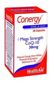 HEALTHAID Santé Coopérative Coq10 Caps 30