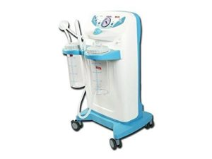 Hospi Plus Suction Aspirator – 230v – With Footswitch by Ausilium