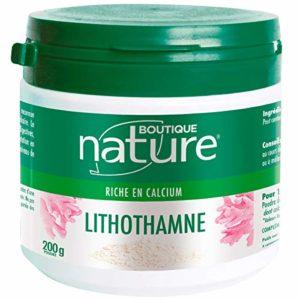 Lithothamne – poudre 200 gr – Boutique Nature