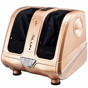 LIU UK-Leg massager Fußmassagegerät, Home automatische Fußmassagegerät Kann Die Größe anpassen