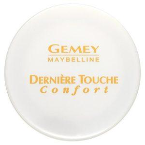 Maybelline New York Dernière Touche Confort – Poudre compacte – 03 beige doré