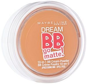 Maybelline New York Dream BB Go Matte – BB crème compacte – medium-11g