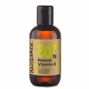 Naissance Vitamine E Naturelle (n° 807) – Huile – 100ml – 100% naturelle, sans OGM et sans hexane