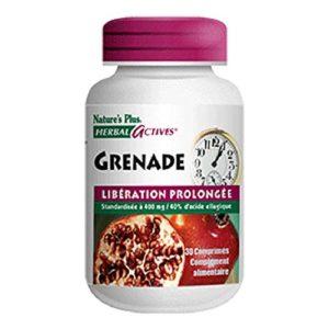 Nature s plus – Grenade action prolongée – 30 comprimés – Antioxydant