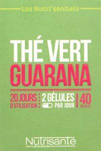 Nutrisanté Thé Vert Guarana 45 Gélules