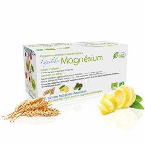 Pack Magnésium : complément alimentaire 100% bio, 100% naturel, 100% non chimique