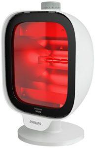 Philips pr3120/00Lampe infrarouge InfraCare sur tiefenwirksamen de traitement des douleurs musculaires, 300W