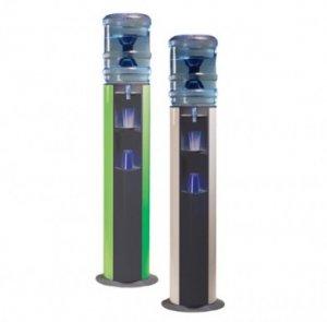 Refroidisseur d'eau Ebac fmax chaud et froid en bouteille Refroidisseur d'eau (chaud et froid) Idéal pour thé et café, etc.