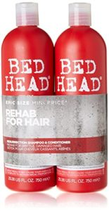 Tigi Bed Head – Pack 2 Soins pour Cheveux – Shampooing + Conditioner – Urban Anti-Dotes – 2 x 750ml