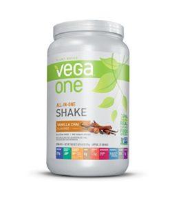 Vega (Sequel) Naturals, Vega One, Boisson Nutritionnelle à base de plante, vanille et de Chai, 30.8 oz (874 g)