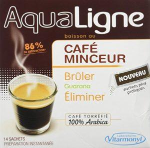 VITARMONYL Aqualigne Café Minceur 14 Sachets – Lot de 2