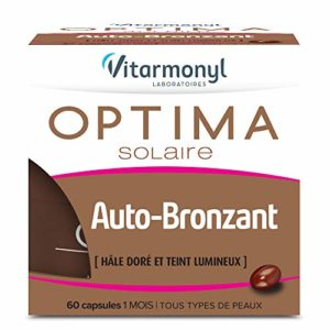 VITARMONYL Optima Autobronzant Antioxydants Caroténoïdes