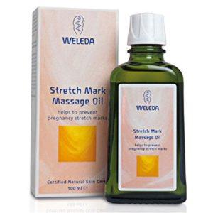 Weleda | Stretch Mark Massage Oil | 2 x 100ml