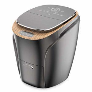 XY&CF-massager Bain de Pieds Intelligent Massage Automatique Bain de Pieds chauffé Séchage Bain de Pied Profond Bain de Pieds électrique
