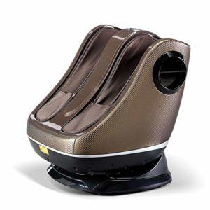 ZCCZ Pédicure Machine ménage Chauffage Air Bag Multifonctionnel Jambe Machine Leg Jambe Pied Seul Masseur