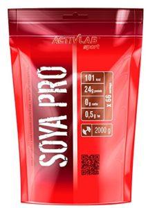 Activlab Protéines de Soja Strawberry 2 kg