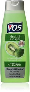 Alberto VO5 Herbal Escapes Kiwi Lime Squeeze Clarifying Shampoo for Unisex, 12.5 Ounce by Alberto VO5