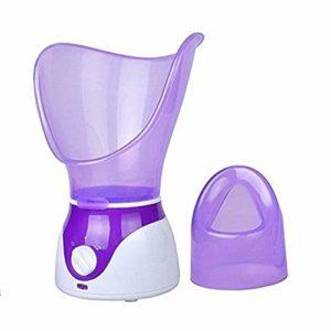 Beauty Nymph Sauna Facial avec Inhalateur Soin Visage Inhalateur Nasal Appareil de Pour le Traitement Visage Nettoie Les Pores de la Peau Humidificateur Thermique Sauna Spa Visage Nez