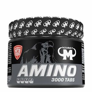 Best Body Mammut Amino 3000 Tabs Acide Aminé