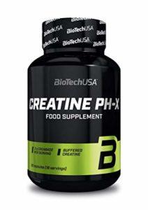Biotech USA 13008020000 Créatine pHX