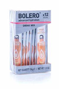 Bolero Poudre Sticks Mango 12 x 3 g