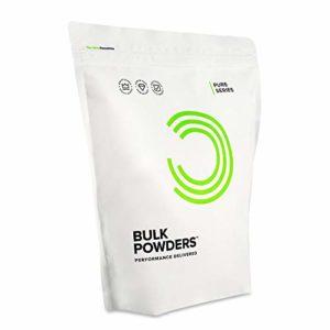 BULK POWDERS L-glutamine Pomme Citron Vert 100g