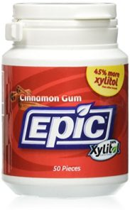 Chewing-Gum Xylitol (Cannelle) 50 Gommes