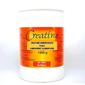 Créatine monohydrate-1000g-poudre